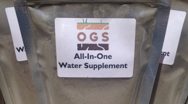 All in One Water Supplement