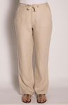 BRAINTREE Ladies 100% Hemp Straight Leg Baggy Pant