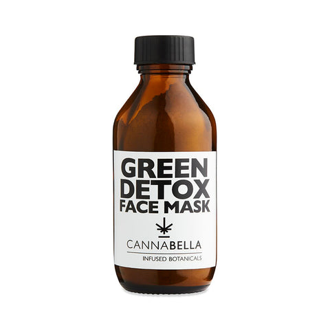 CANNABELLA  Green Detox Face Mask