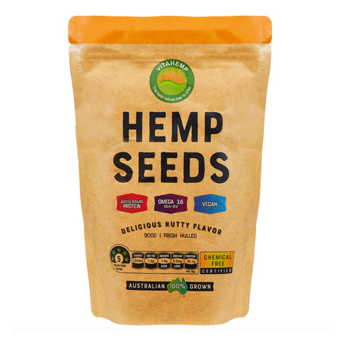 Vita Hemp Seeds Hulled