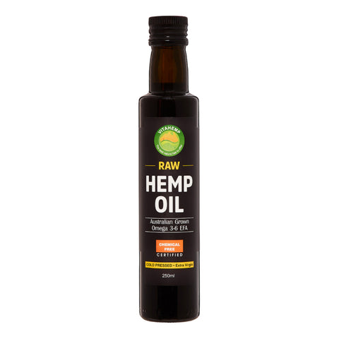 Vita Hemp Seed Oil 250ml