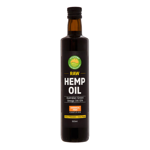 Vita Hemp Seed Oil 500ml