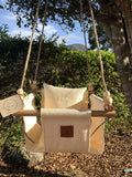 BRITTS B DAZZELED Hemp Baby Swing