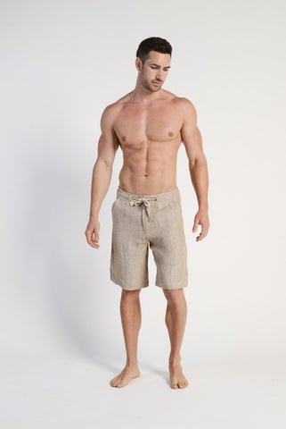 BRAINTREE Mens 100% Hemp Shorts