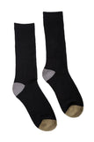 HEMP CLOTHING AUSTRALIA Thick Crew Socks