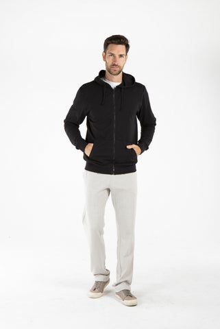 BRAINTREE Mens Hemp Cotton Hoodie