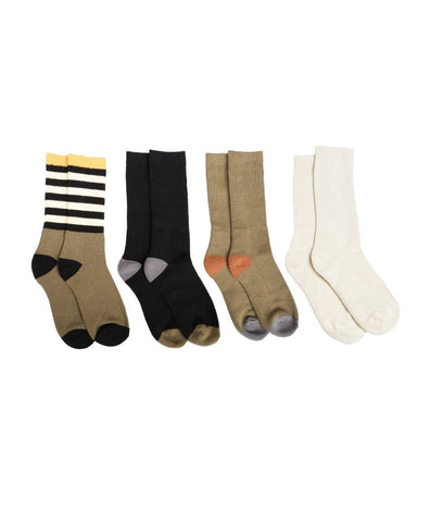 HEMP CLOTHING AUSTRALIA Crew Socks