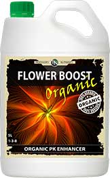 PROFESSORS NUTRIENTS Flower Boost Organic 1L