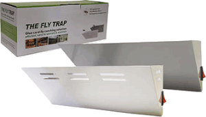 The Fly Trap  -  Electronic Sticky Trap System