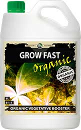 PROFESSORS NUTRIENTS Grow Fast Organic 1L