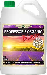 PROFESSORS NUTRIENTS Organic Bloom 1L