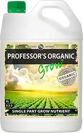 PROFESSORS NUTRIENTS Organic Grow 1L