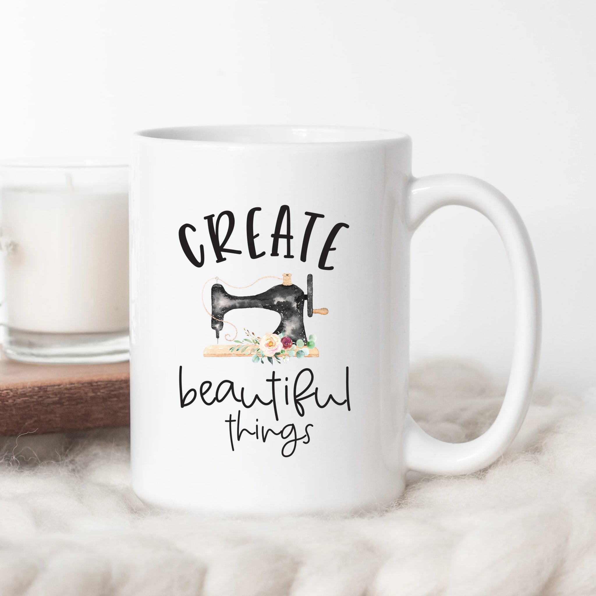 Create Beautiful Things Coffee Mug