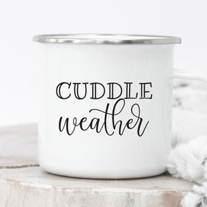 Cuddle Weather Campfire Mug