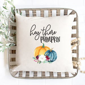 Hey There Pumpkin Pillow Cover