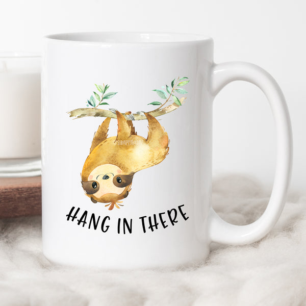 Hang in There Coffee Mug