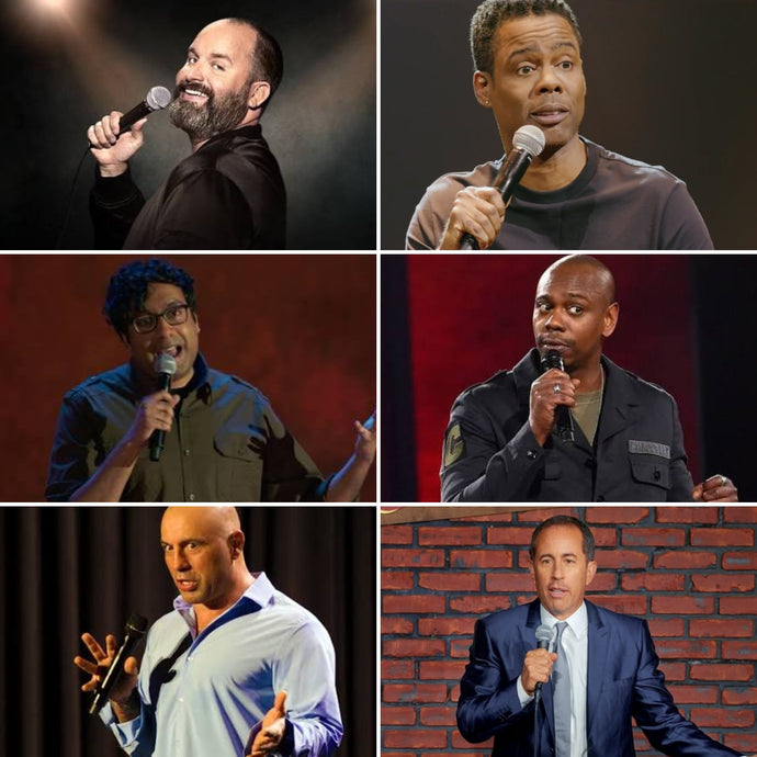 6 OF THE BEST COMEDY SPECIALS CURRENTLY DOING THE ROUNDS ON NETFLIX