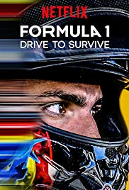 WHETHER YOU FROTH FORMULA 1 OR NOT, YOU WILL FROTH THIS DOCU-SERIES