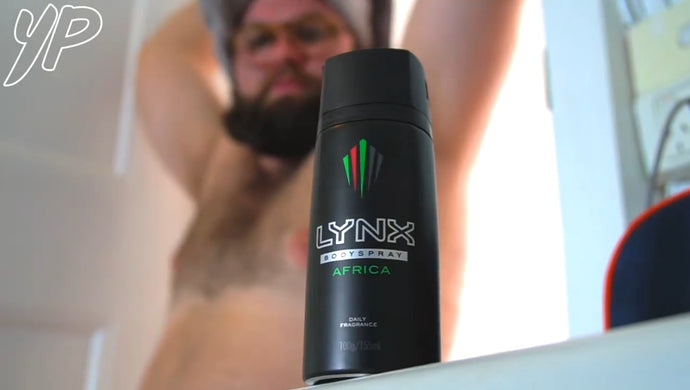 LYNX AFRICA FOR MEN BY TOTO