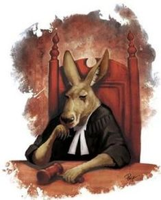 THE COMPLETE IDIOT'S GUIDE TO KANGAROO COURT