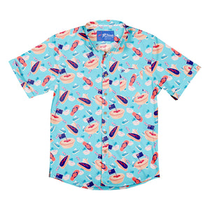The Tuck Shop Special Stretch Shirt