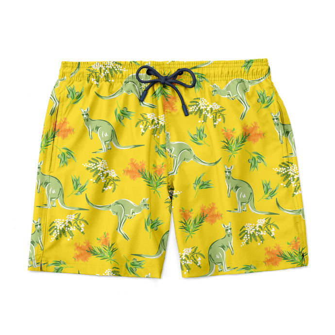 The Wattle It Be Love? Stretch Boardies