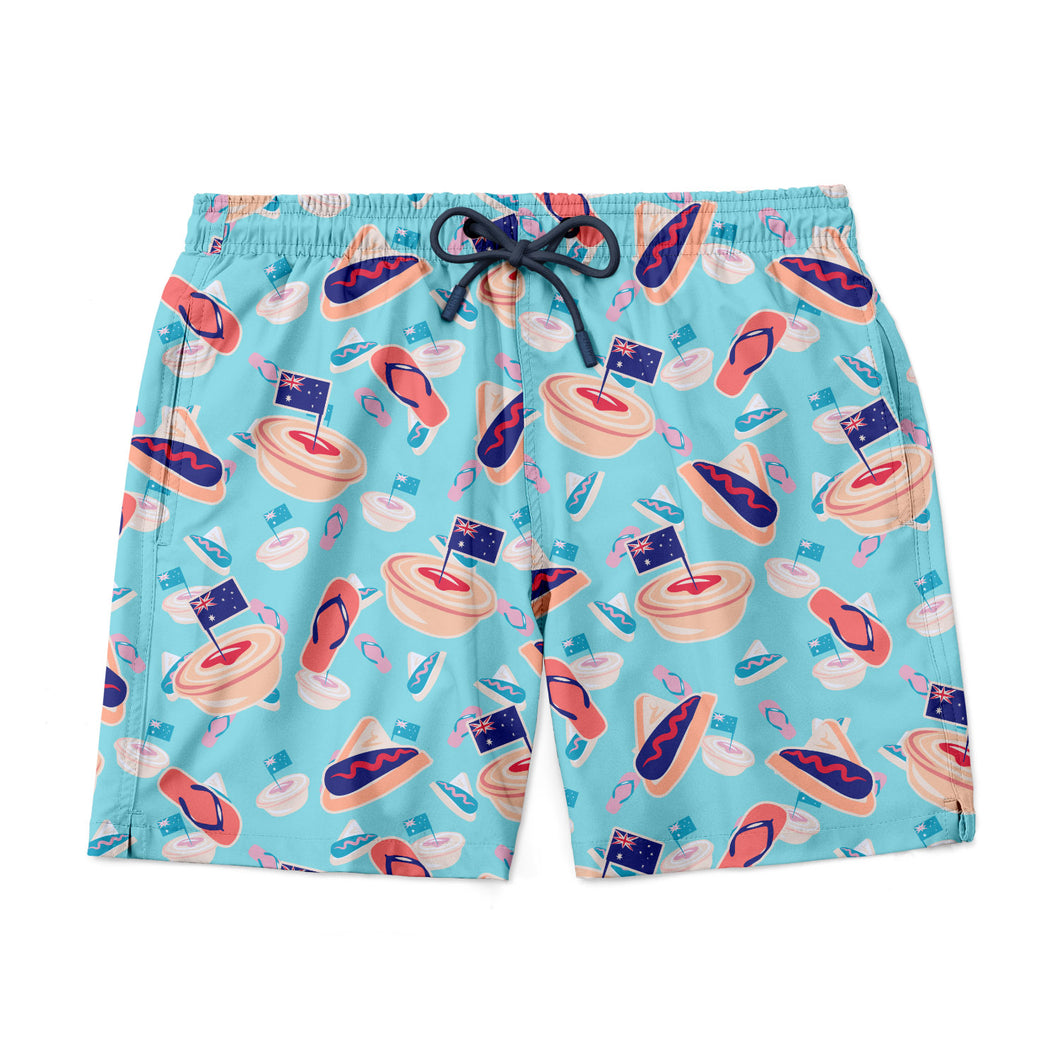 The Snag Holder Stretch Boardies