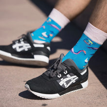 The Too Cool for School Socks