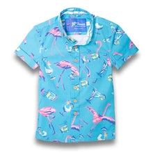 The Fully Flamingo'd Kids Shirt