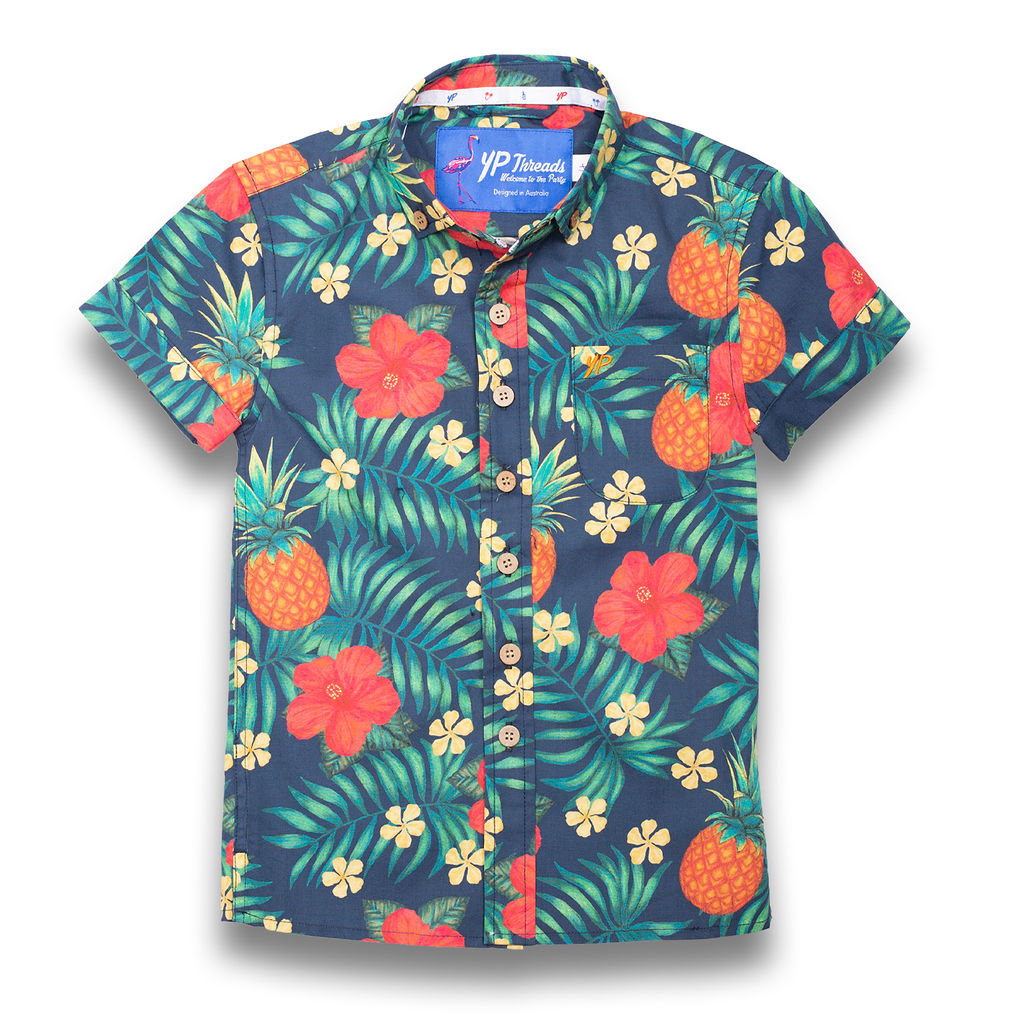 The Lil Kahuna Kids Shirt