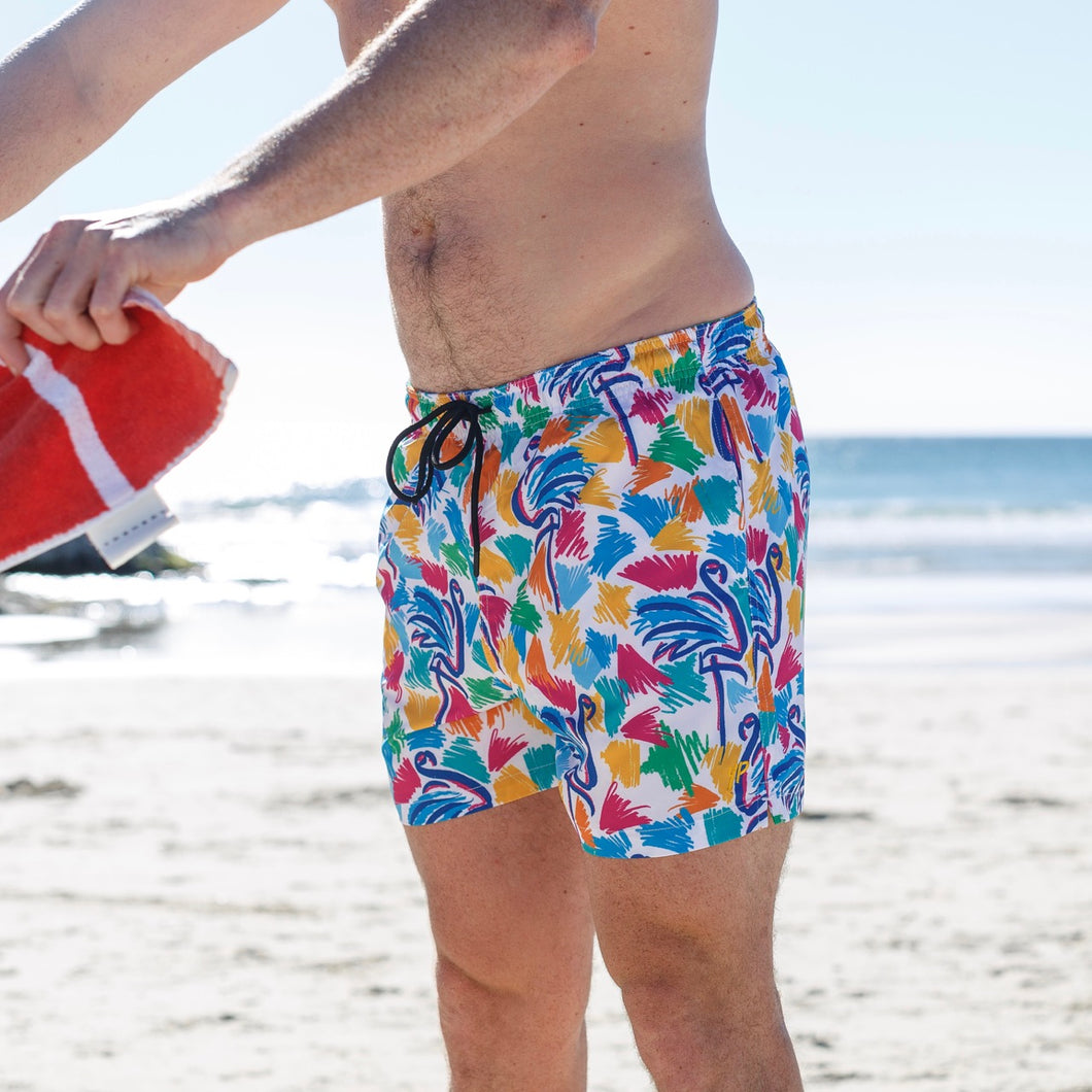 The Tropic Like It's Hot Stretch Boardies