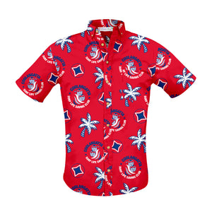 PREORDER | Coolangatta Surf Club Custom Shirt - Red