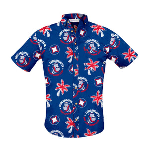 PREORDER | Coolangatta Surf Club Custom Shirt - Blue