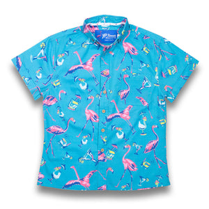 The Loosey Goosey Womens Strech Shirt (FREE SCRUNCHIE)