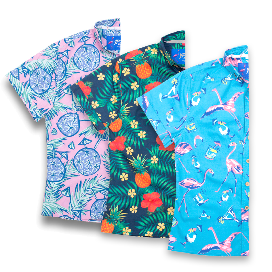Womens 3 x Stretch Shirt Bundle (FREE SCRUNCHIES)