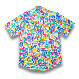 The Tropic Like It's Hot Stretch Shirt