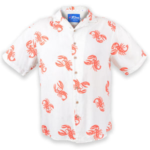The Rock Lobster Rayon Shirt