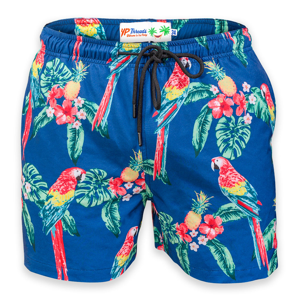 The El Paradiso Stretch Boardies