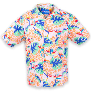The Good Times & Tan Lines Rayon Shirt