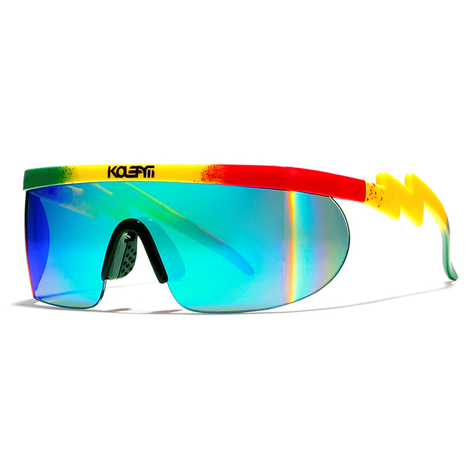 The Jamaican Me Crazy Sunglasses