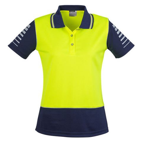 Syzmik Womens Hi-Vis Polo