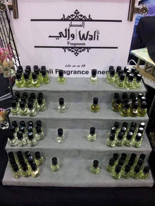 WALI FRAGRANCE FINEST PERFUME