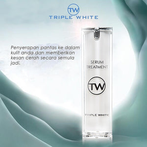 TRIPLE WHITE SERUM TREATMENT