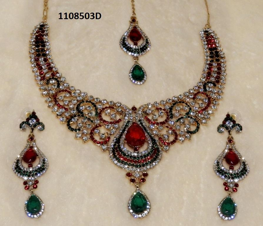 stone by jivaana label kundan designs and buy long longnecklace amara at necklace green product