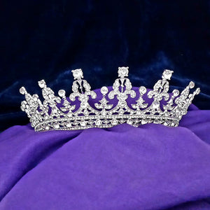 Tip Top Fashions Silver Plated Half Crown - 1503630