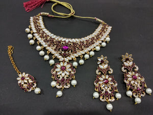 Tiptop Fashions Necklace Set  2101608