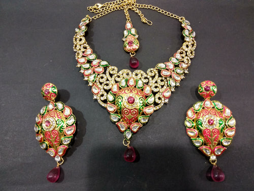 Tiptop Fashions Necklace Set 2101705