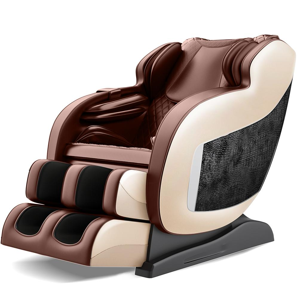 Favor-SS03 3D SL Track Massage Chair  Recliner with Body Scan Technology and Bluetooth Connectivity