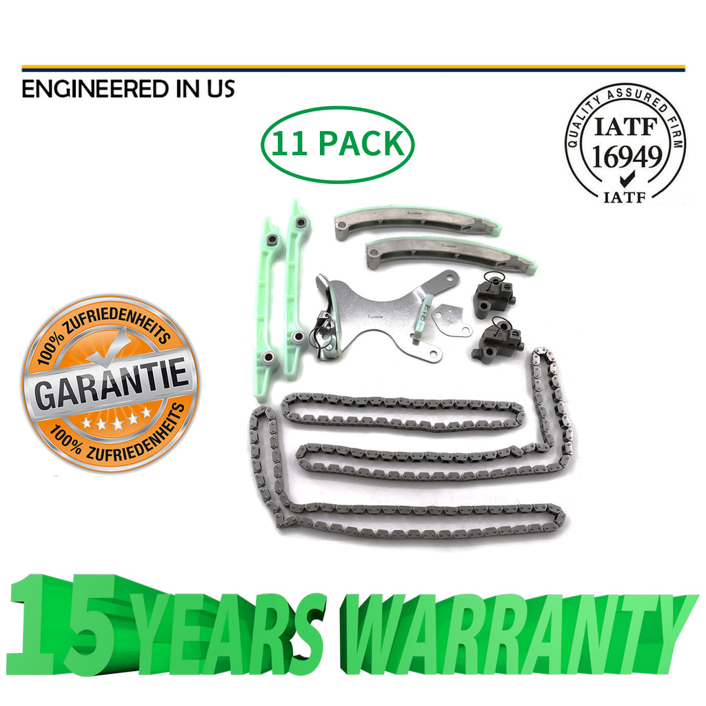 Timing Chain Kit w/o Gears Fit 4.7 Dodge Ram 1500 Dakota Durango Jeep | 29161266