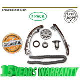 Timing Chain Kit Fit 00-08 Chevrolet Pontiac Toyota Corolla Celica Matrix 1ZZFE | 27978042